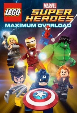 Lego - Marvel : Puissance Maximum
