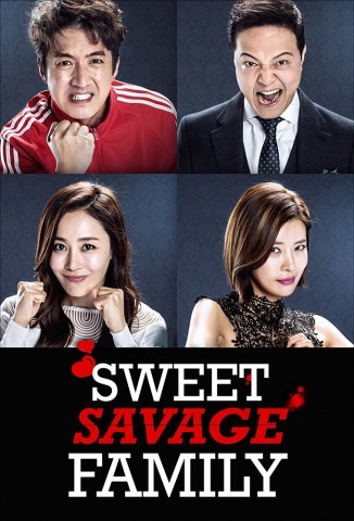 Sweet Savage Family