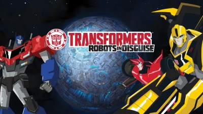 Transformers: Robots In Disguise (2015)