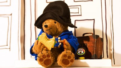 Paddington Cleans Up