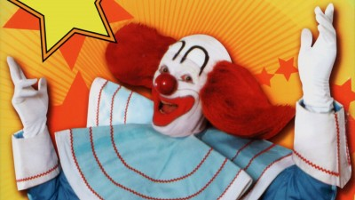 Bozo's Nightmare Scare