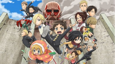 Attack! Titan Junior High School