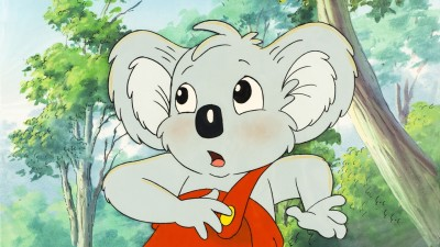 Blinky Bill goes Camping