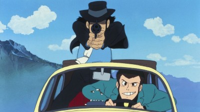 Zenigata, Gentleman Thief