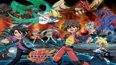 Le Bakugan prodigue