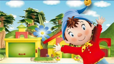 Noddy Through The Looking Glass