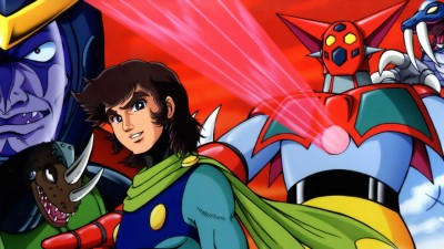 Revive, Getter Robo!
