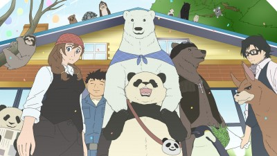 Rin Rin Deeply Moved! Panda's House! / Mr. Penguin's Proposal