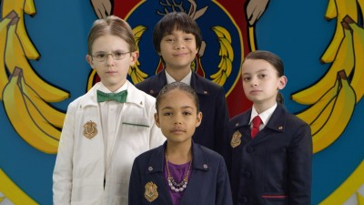 Back to the Past / Odd Squad Needs You