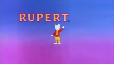 Rupert and the Clock Cuckoo