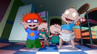 Chuckie Collects