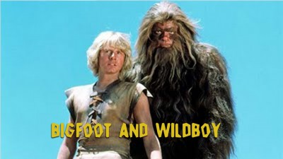 Bigfoot vs. Wildboy