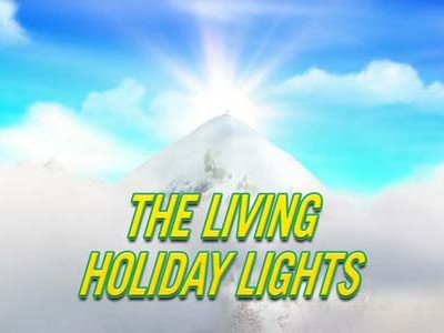 The Living Holiday Lights Special