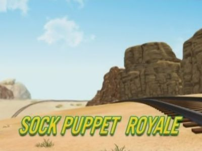 Sock Puppet Royale