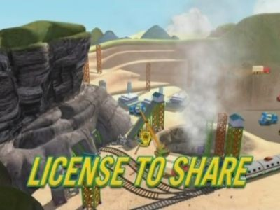 License to Share