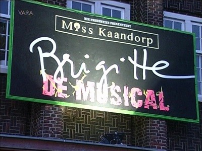Miss Kaandorp, Brigitte de musical (1998)