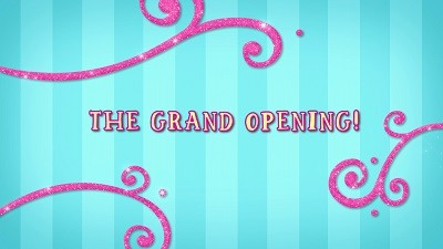 The Grand Opening!