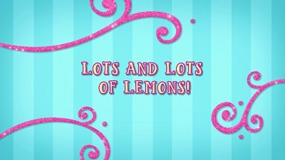 Lots and Lots of Lemons!