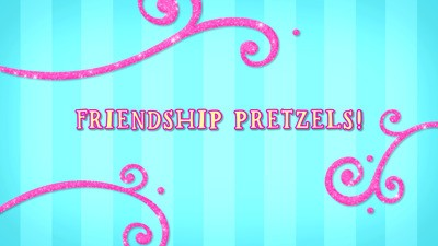 Friendship Pretzels