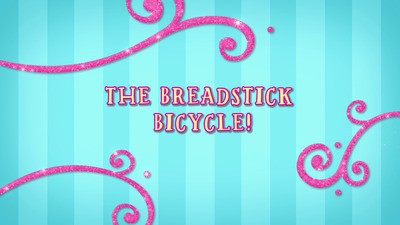 The Breadstick Bicycle!