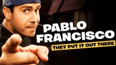 Pablo Francisco: They Put It Out There