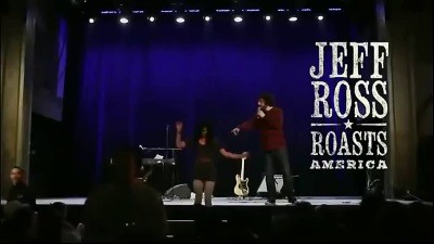 Jeff Ross: Roasts America