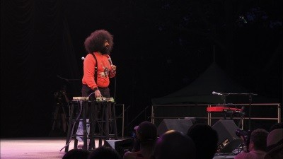 "Reggie Watts: A ""Live"" in Central Park"