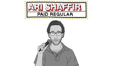 Ari Shaffir: Paid Regular