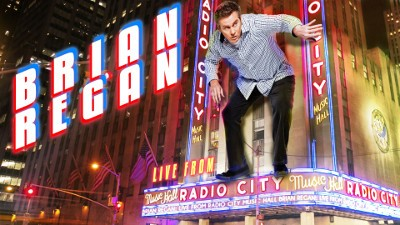 Brian Regan: Live at Radio City Music Hall