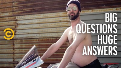 Jon Dore: Big Questions, Huge Answers