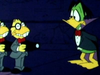 Castle Duckula: Open to the Public