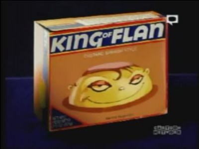 The King of Flan