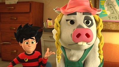 Pig Trouble in Little Beanotown