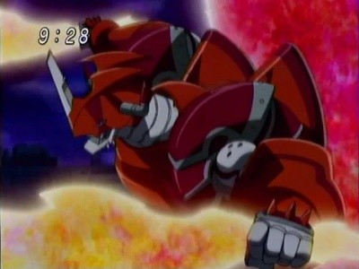 Burst Mode - The Power that Exceeds Ultimate