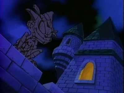 The Night of the Gargoyle