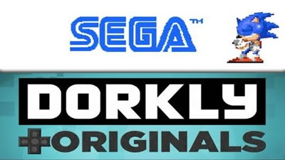 Rejected Sega Intros