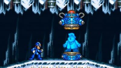 Dr. Light's Gift to Mega Man X