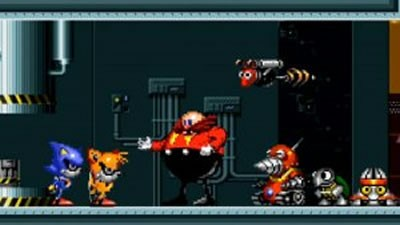 Robotnik Finally Wins