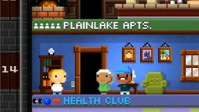Tiny Tower Residents Can't Leave
