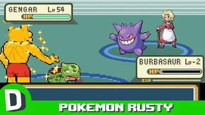 Pokemon Rusty S04E02: The Elite Four