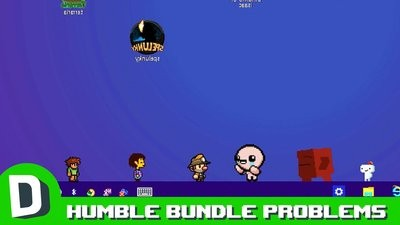 The Problem With Humble Bundles