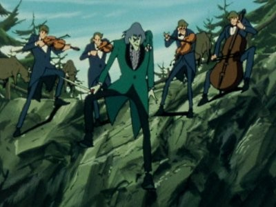 The Lupin Funeral March