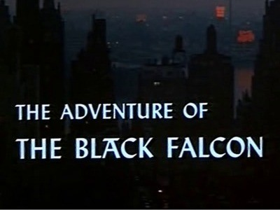 The Adventure of the Black Falcon