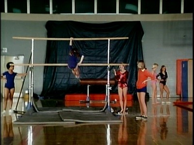 The Girl on the Balance Beam