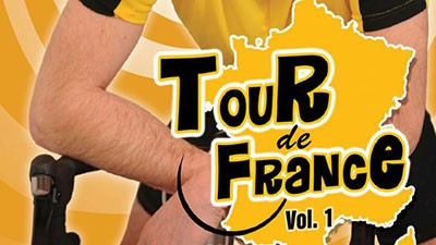 DVD 9 - François l'embrouille - Le Tour de France - Vol. 2