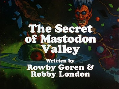 The Secret of Mastodon Valley