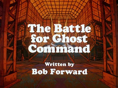 The Battle for Ghost Command