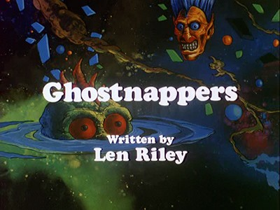 Ghostnappers