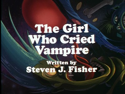 The Girl Who Cried Vampire