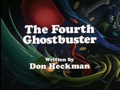 The Fourth Ghostbuster